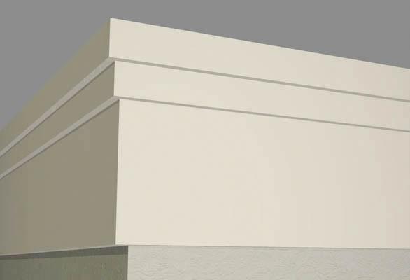 Фасадний декор — BAN014