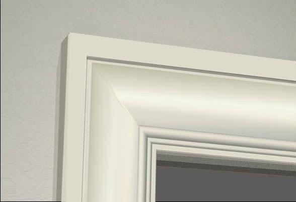 Фасадний декор. Обрамлення — CAN240
