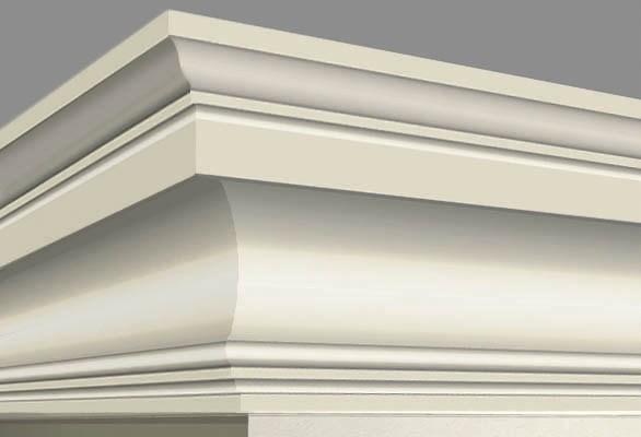 Фасадний декор — COR014