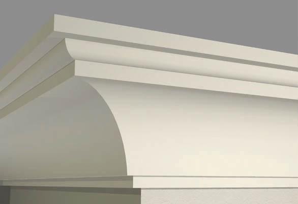 Фасадний декор — NWC001