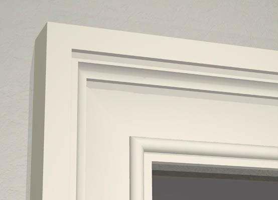 Фасадний декор. Обрамлення — NWT001