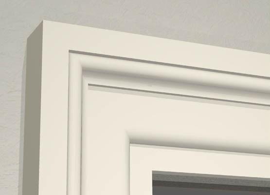 Фасадний декор. Обрамлення — NWT002