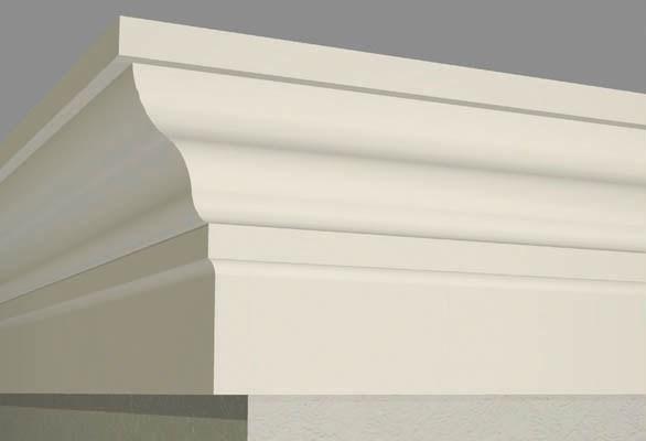 Фасадний декор — WS013B
