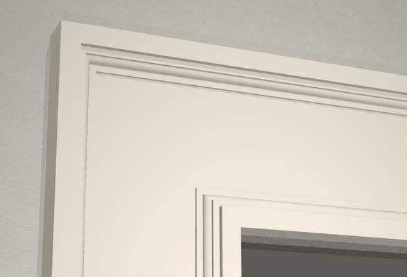 Фасадний декор. Обрамлення — WT015
