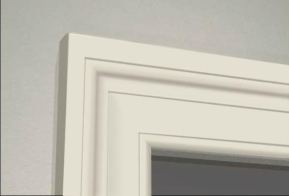 Фасадний декор. Обрамлення — WT017