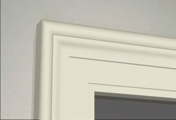Фасадний декор. Обрамлення — WT018