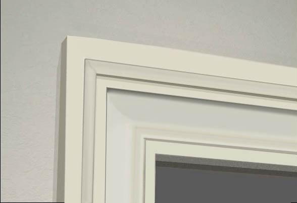 Фасадний декор. Обрамлення — WT019