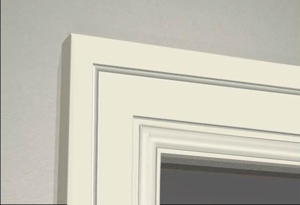 Фасадний декор. Обрамлення — WT020