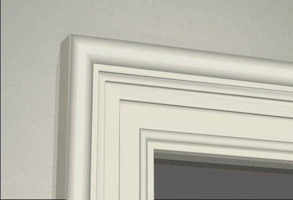Фасадний декор. Обрамлення WT022