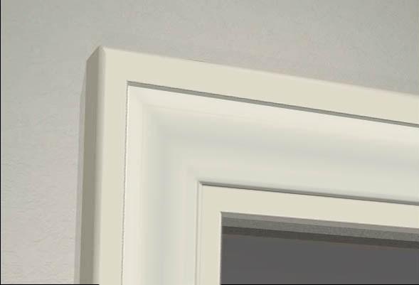 Фасадний декор. Обрамлення — WT023