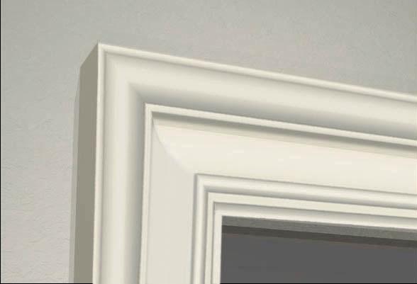 Фасадний декор. Обрамлення — WT027